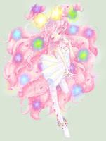 Weightless Rose by NasikaSakura