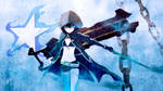 Black Rock Shooter by LeviathanCJ