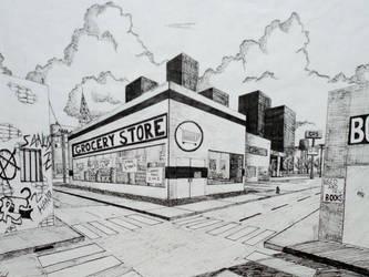 Street View by Mr-Weinert
