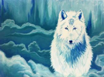 PolarWolf by keksimtee