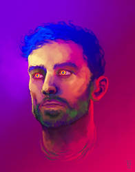 Guy Berryman by Janduny