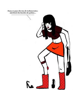 Les technocrates by Ophelie-c