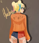 Harley # by Ophelie-c