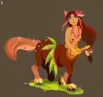 Centaur by Ophelie-c
