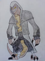 Doctor Dino by Zigwolf