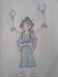 Princess Clash! - Ying Yue by Zigwolf