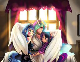 MLP FIM : My beloved ones by bakki