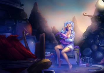 Commission : Minor setback by bakki