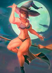 [cm] Maud Witch Alt. by bakki
