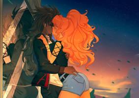 [cm] Farewell Affections by bakki