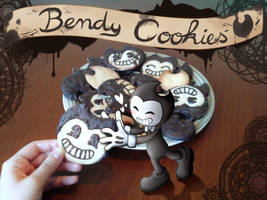 Bendy Cookies by SKY-Lia