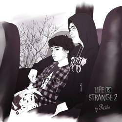 Life is strange 2    Sean and Daniel by YaroslavaPanina