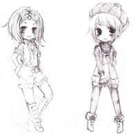 models by naomiyui