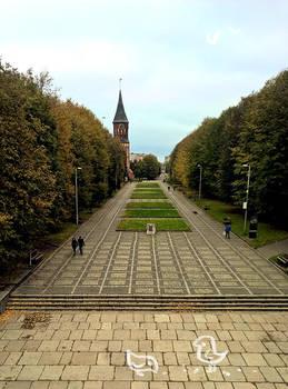 Kaliningrad :October: 1 by J-dono