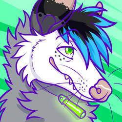 New icon by neon-possum