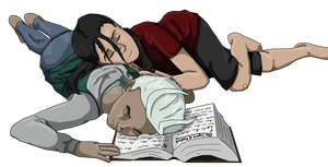 SS: In Our Dreams by ode2sokka