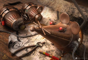 Rodent Prototype by vudumotion