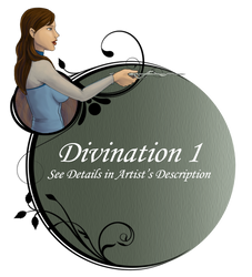 Divination 1 || A Taste of the Future by GeoCaecias