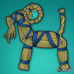 Hay Ram by N1ckyb0b