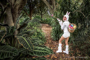Cottontail Teemo - League of Legends by MysticalAF