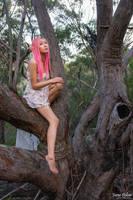 Forest Nymph by MysticalAF