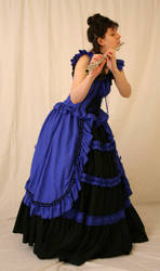 The Victorian Lady 38 by MajesticStock