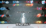STANLEY CUP SEMI-FINALS by melies
