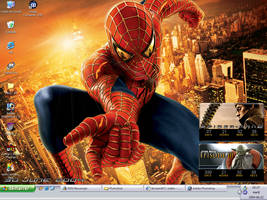 Spider-man screenshot... by melies