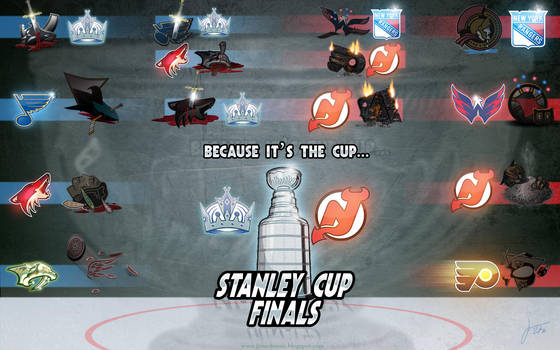 STANLEY CUP FINALS by melies