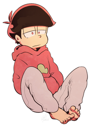Bored Oso by Umishaii