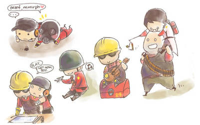 BABIES FORTRESS 2 by 021