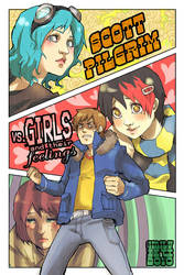 scott pilgrim vs ladies by 021