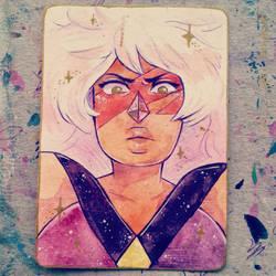 Jasper painting by StarsInMyCoffeee
