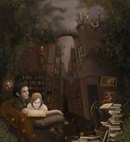 The Dreamer by Birgitte-Gustavsen