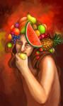 Food For Thought by Birgitte-Gustavsen