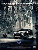 Lancia Delta Hard Black by EderCarfagnini