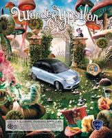 Lancia Wonder Ypsilon by EderCarfagnini