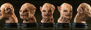 Gothmog Bust by EderCarfagnini