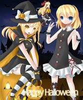 Trick or Treat by elaphine