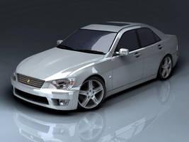 Toyota Altezza by nek11man