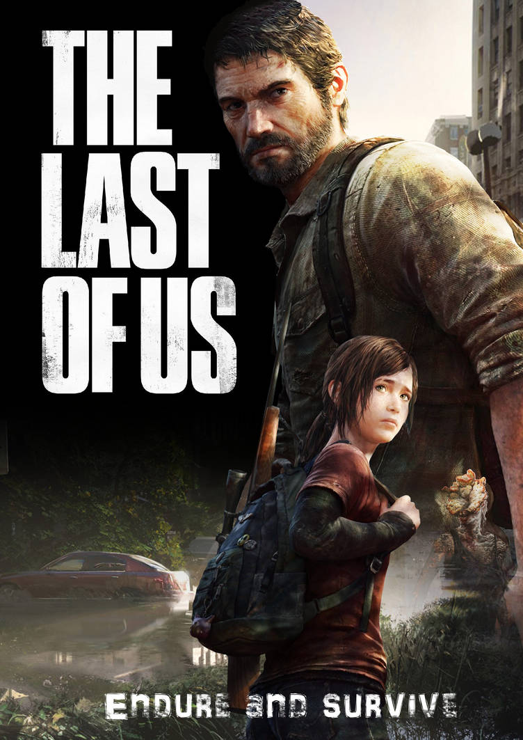 Last Of Us Movie Poster Finals By Jay Pines On Deviantart