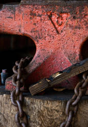 Anvil and Chain by Insomnolepsy