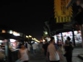 Lost in Hangzhou by konukoii