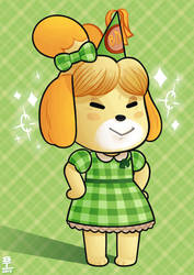 Isabelle! by Wazzaldorp