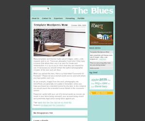 The Blues by skTrdie