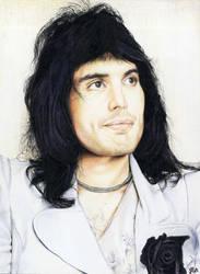 Freddie Mercury 11 by cherrymidnight