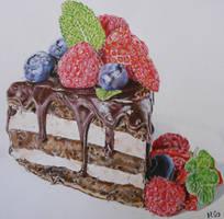 Cake by cherrymidnight