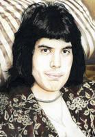 Freddie Mercury 10 by cherrymidnight