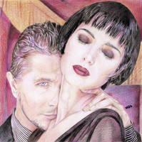 Gary Oldman with Winona Ryder 4 by cherrymidnight