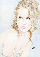 Nicole Kidman by cherrymidnight